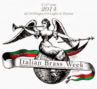 ITALIAN BRASS WEEK 2016 - CONCEPT